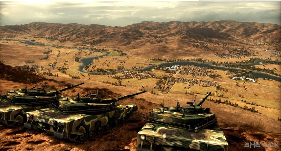 战争游戏:红龙v16.06.01升级档+破解补丁截图3