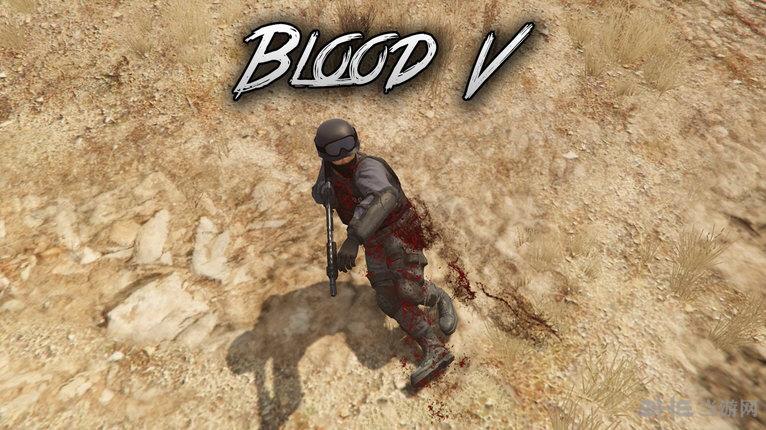 侠盗猎车手5血VMOD截图0