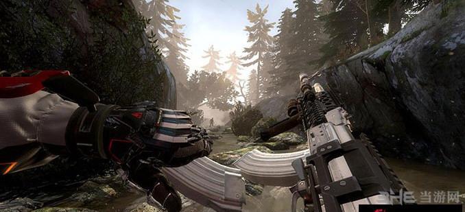 求生之路2荣誉勋章战士AK103突击步枪MOD截图1