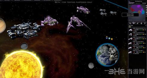 银河文明3 28号升级档+DLC+破解补丁截图1