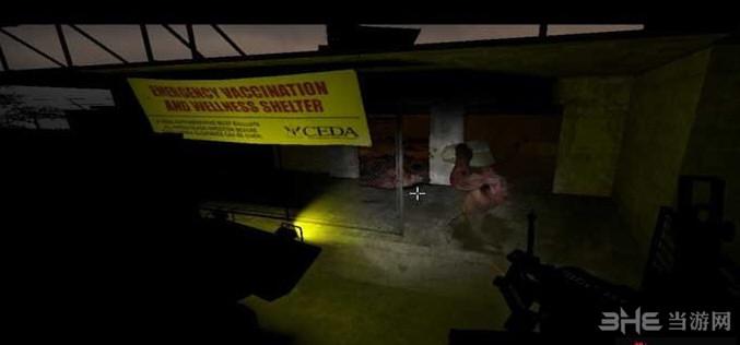求生之路2 CEDA不再存在地图截图0