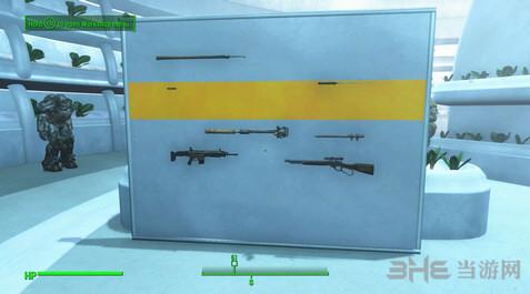 辐射4武器挂架MOD截图1