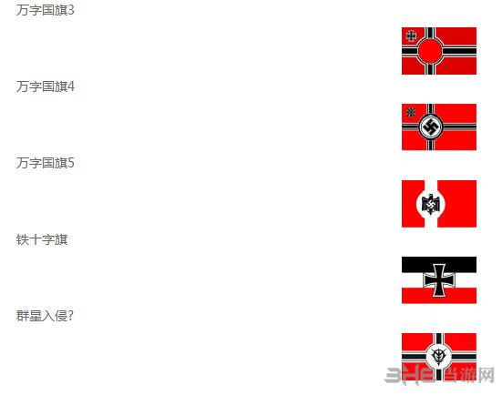 钢铁雄心4万字国旗MOD截图1