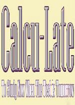 计算(Calcu-Late)PC硬盘版