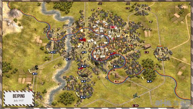 战斗命令:第二次世界大战截图1