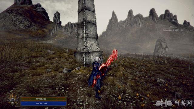 灵魂之脑:黑暗骑士截图0