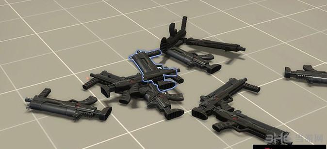 求生之路2 CF05式9mm轻型冲锋枪MOD截图0