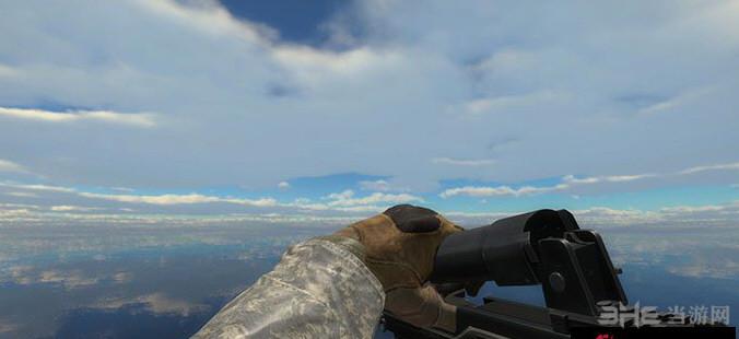 求生之路2 CF05式9mm轻型冲锋枪MOD截图2