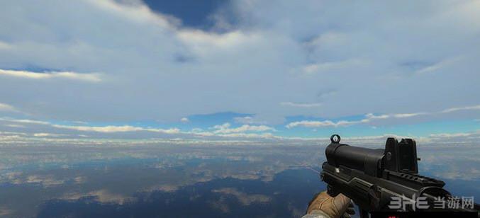 求生之路2 CF05式9mm轻型冲锋枪MOD截图3
