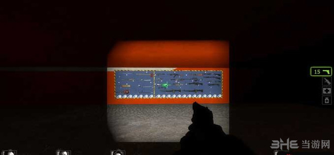 求生之路2正方形强光手电筒MOD截图1