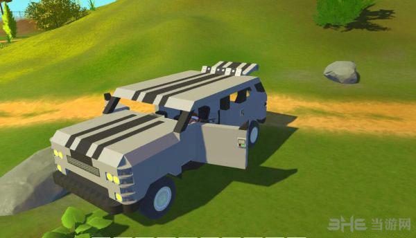 废品机械师重型越野SUV伪路虎存档截图1