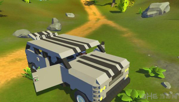 废品机械师重型越野SUV伪路虎存档截图2