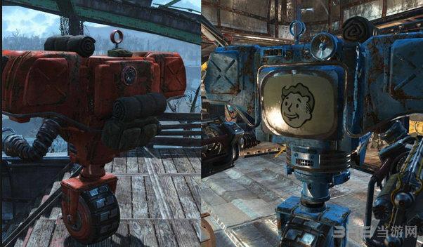 辐射4DLC机器人马克1型-好好先生MOD截图2