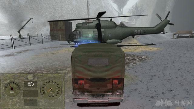 战斗卡车模拟截图0