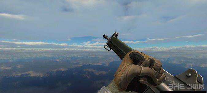 求生之路2 T65突击步枪MOD截图1