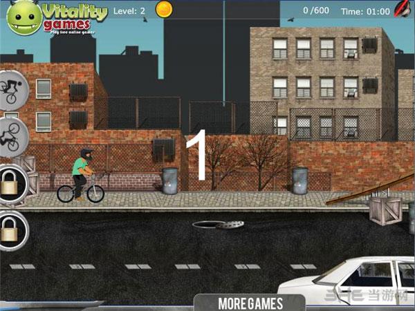 职业特技自行车截图2