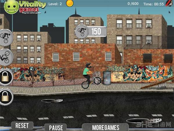 职业特技自行车截图6