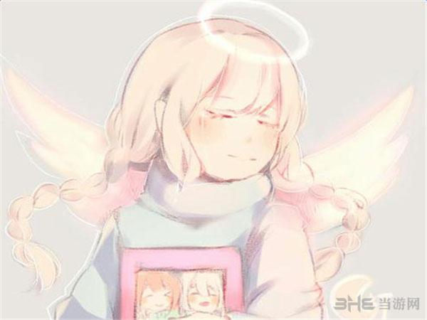 最开始成为天使的时候截图0