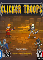 魔法军团(clicker troops)硬盘版
