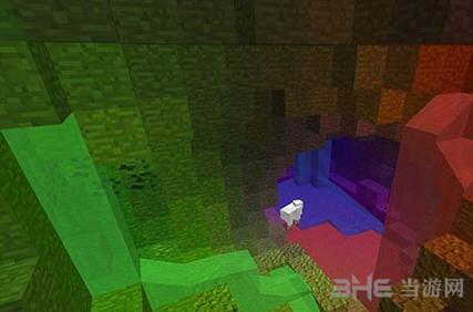 我的世界彩色液体1.7.10MOD截图3