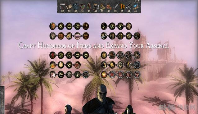 王国战争2:战场丧尸崛起DLC单独免DVD补丁截图0