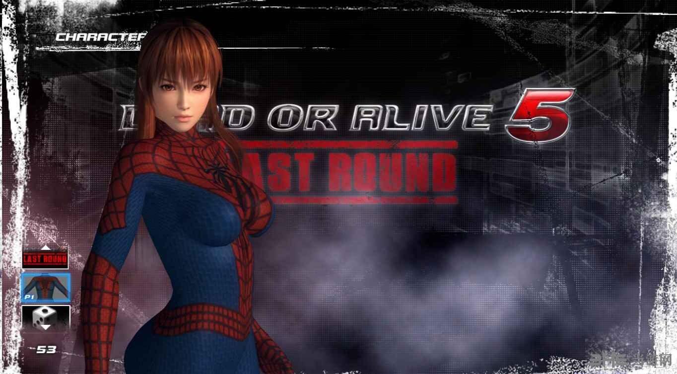 死或生5:最后一战女装蜘蛛侠MOD截图0