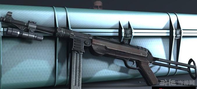 求生之路2 MP43冲锋枪MOD截图0
