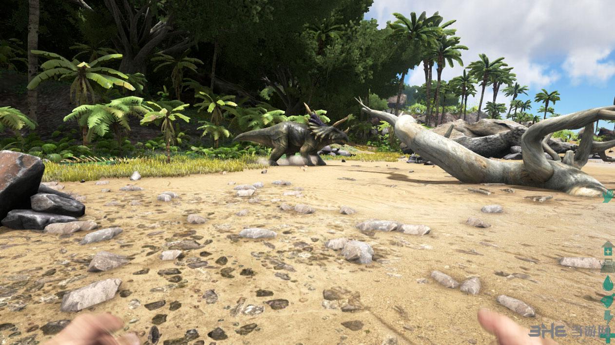 方舟:生存进化侏罗纪汉化组简体汉化补丁截图4