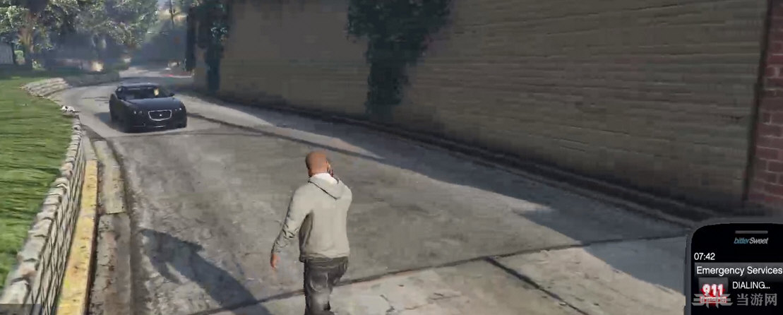 侠盗猎车手5移动医护人员MOD截图2