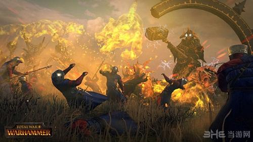 全面战争:战锤无限亡灵大军MOD截图0