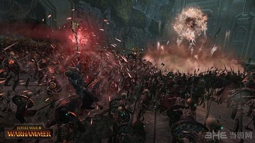 全面战争:战锤无限亡灵大军MOD截图1