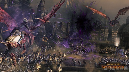 全面战争:战锤无限亡灵大军MOD截图2