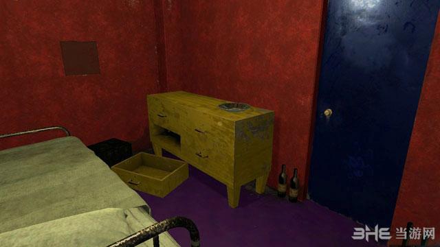 深红色房间:十年截图1