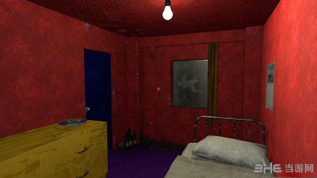 深红色房间:十年截图0
