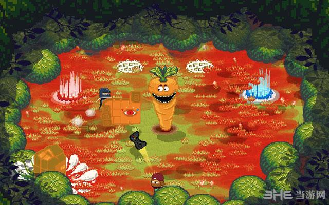 胡萝卜和血液截图3