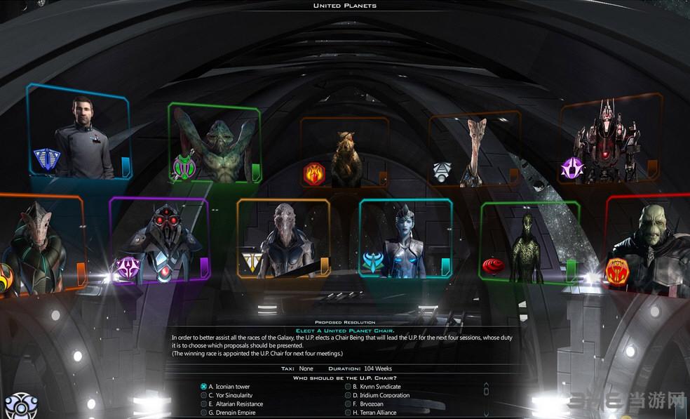 银河文明3 29号升级档+DLC+破解补丁截图0