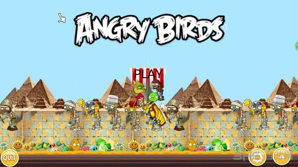 愤怒的小鸟:奇妙时空之旅截图0
