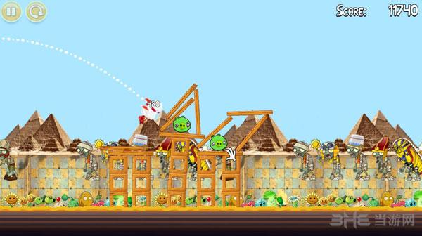 愤怒的小鸟:奇妙时空之旅截图4