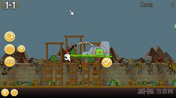 愤怒的小鸟:奇妙时空之旅截图7