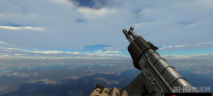 求生之路2俄罗斯AEK-971突击步枪MOD截图2