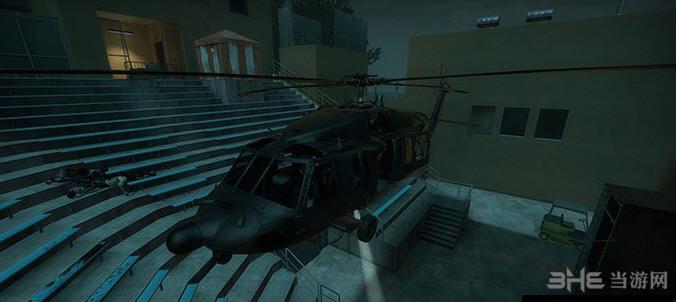 求生之路2 UH-60黑鹰直升机MOD截图1