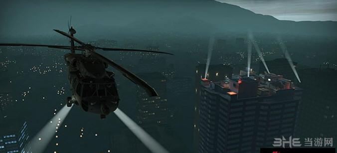 求生之路2 UH-60黑鹰直升机MOD截图2