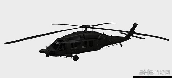 求生之路2 UH-60黑鹰直升机MOD截图3