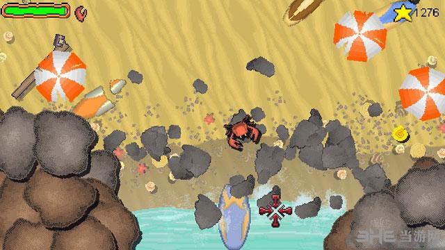 污染之岛冒险截图0