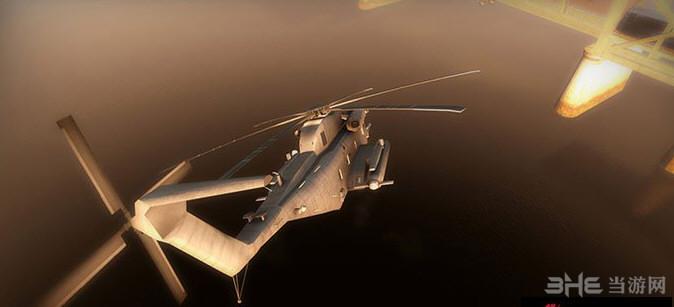 求生之路2铺路鹰MH-53直升机MOD截图0