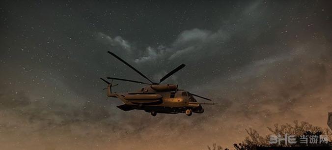 求生之路2铺路鹰MH-53直升机MOD截图2