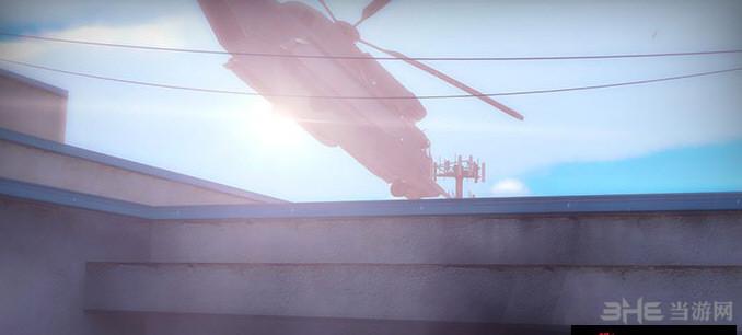 求生之路2铺路鹰MH-53直升机MOD截图1