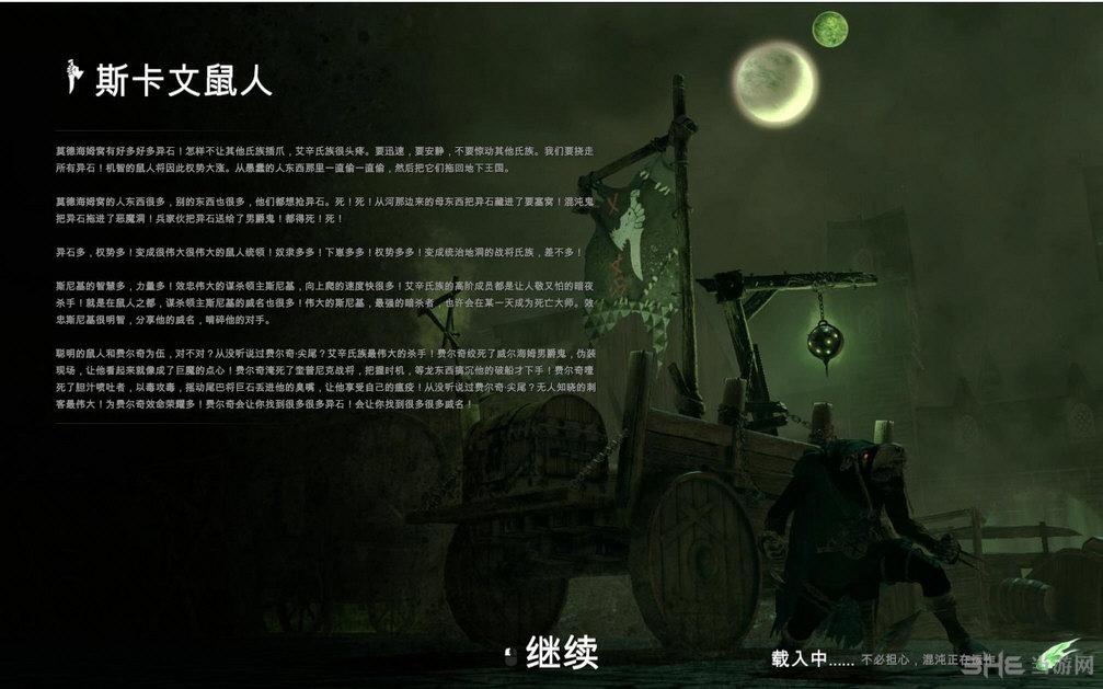 莫德海姆:诅咒之城v1.2.4.5玩家自制汉化补丁截图2