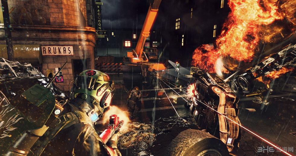 生化危机:保护伞小队游戏通关存档截图0
