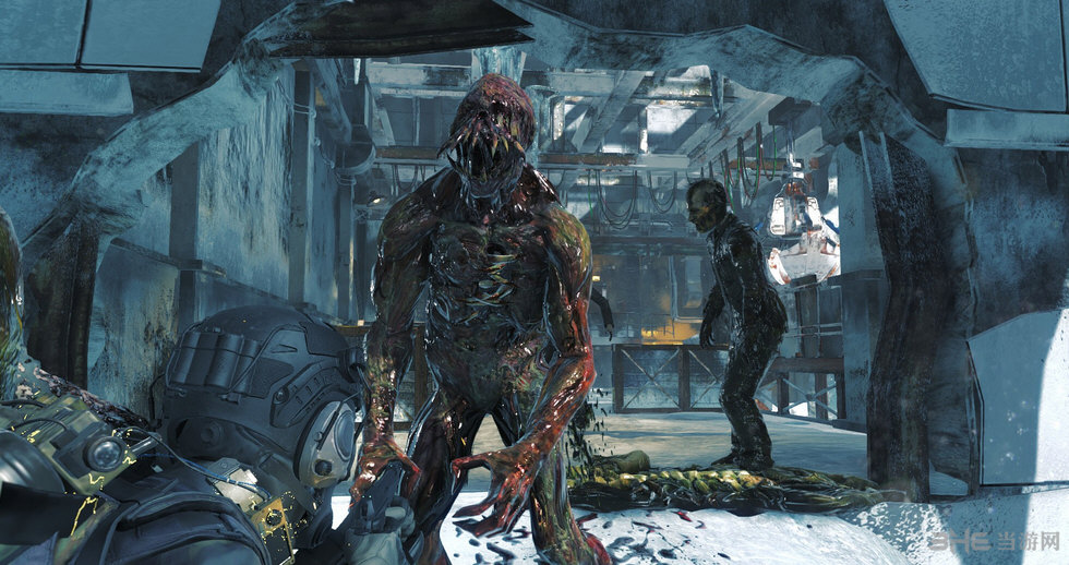生化危机:保护伞小队游戏通关存档截图1